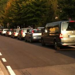 Lipomo, c'era un'oasi di pace  «Ora siamo assediati dal traffico»