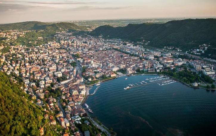Terremoto, scossa avvertita a Como