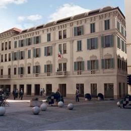 San Gottardo, così rinasce l'albergo  Nel progetto 34 camere e mini autosilo