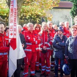 Cernobbio, ambulanza nuova  Per i 90 anni della Cri