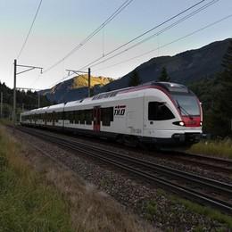 In treno a Varese via Svizzera    Le prime corse in gennaio