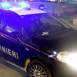 Grandate, lite in albergo  Intervengono i carabinieri