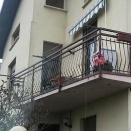 Olgiate: salgono con la corda  I ladri scalatori svaligiano la casa