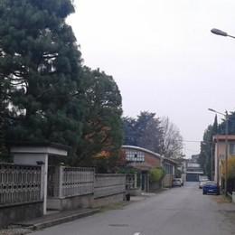 Ladri a Cabiate  in via Raffaello Sanzio