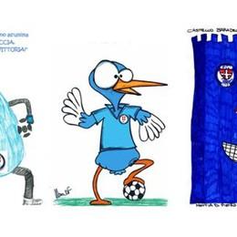 Vota la mascotte del Como Ecco i tre disegnifinalisti