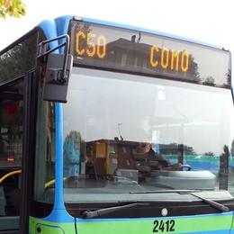 Basta aggressioni agli autisti  Vigilantes sui bus Cantù-Como