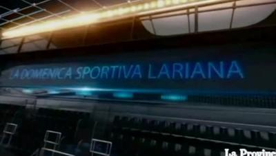 La Domenica Sportiva Lariana  del 5 novembre 2017