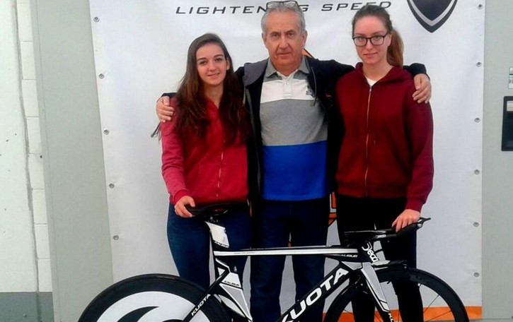 Novità Svc Bike Cadorago Arrivano Belloni e Milani