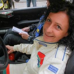 Pilota di rally e nonna felice  «Ora una corsa con mia figlia»
