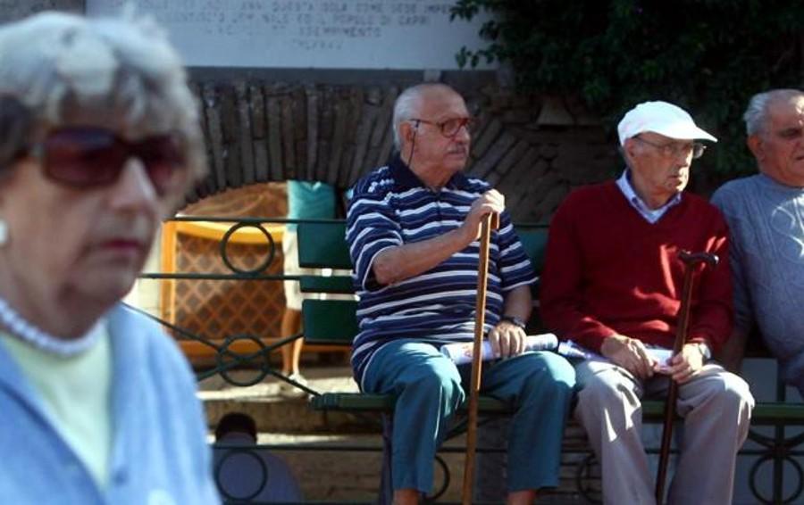 Come siamo invecchiati  Un giovane ogni due nonni