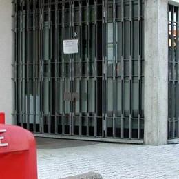Rapina in posta a Faloppio  Colpo da 115 mila euro