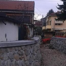 Roggia Vecchia, serve ancora un mese  Mariano paga 120mila euro in più