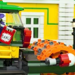 "Batman, Wonder Woman, Spiderman: Lego a ""City Booming"""