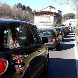 Stop lavori, basta code a Cantù  «Ma ci servono nuove strade»