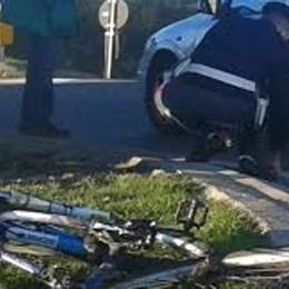 Mariano, i ciclisti rispettano il codice  Solo otto le multe da inizio anno