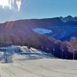 Sighignola, si torna a sciare  «Un turismo da rilanciare»