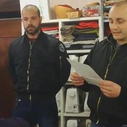 Skinheads, perquisizioni a casa Tutti hanno precedenti penali   Il sindaco non va alla manifestazione