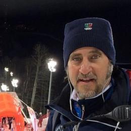 Medico comasco dell'Italia  «Medaglia a St.Moritz? Si può»
