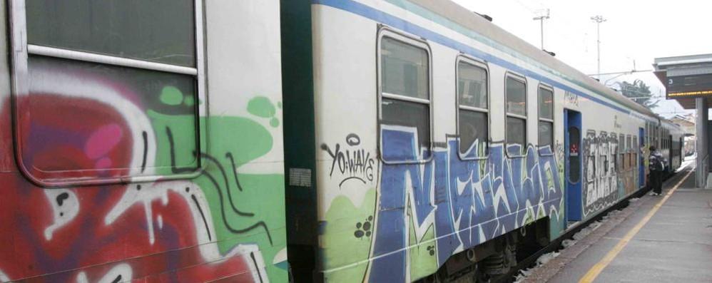 Aggredì due donne sul treno  Tre anni e mezzo di carcere