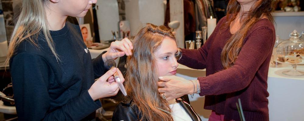 Beatrice Vendramin, look comasco per la star tv dei teenager