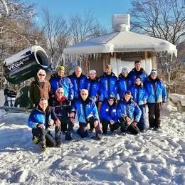 L'alleanza dei maestri  A scuola di sci con gli svizzeri