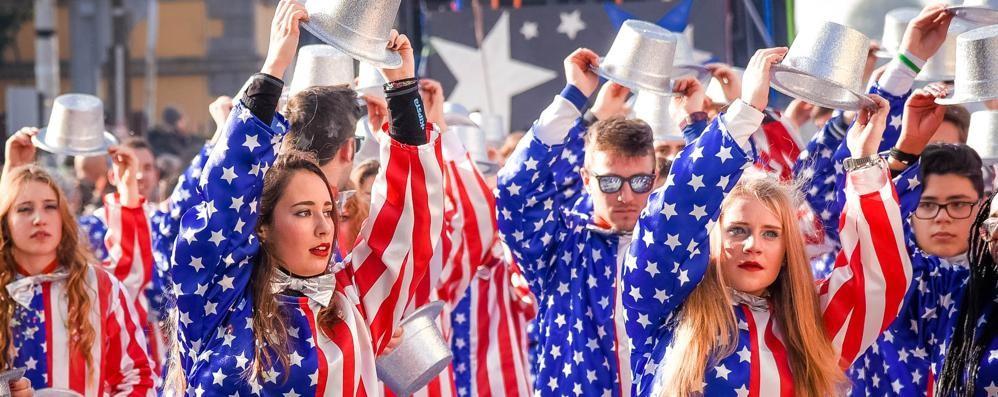 Carnevale, le immagini   della grande festa