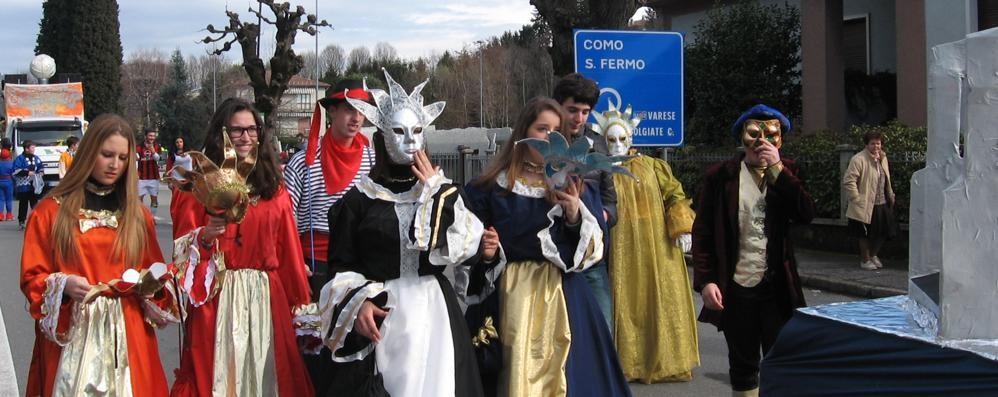 Quanta voglia di Carnevale  Grande sfilata a Colverde