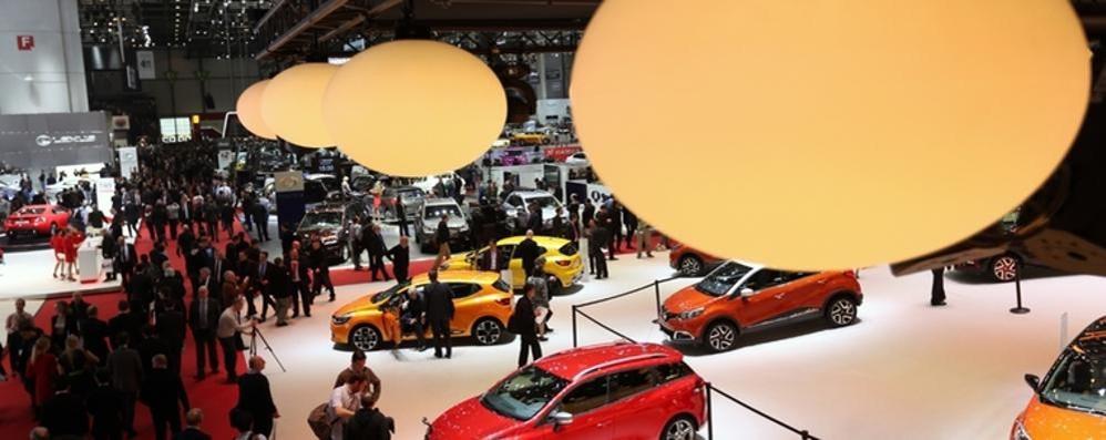 Salone di Ginevra In vetrina 900 modelli