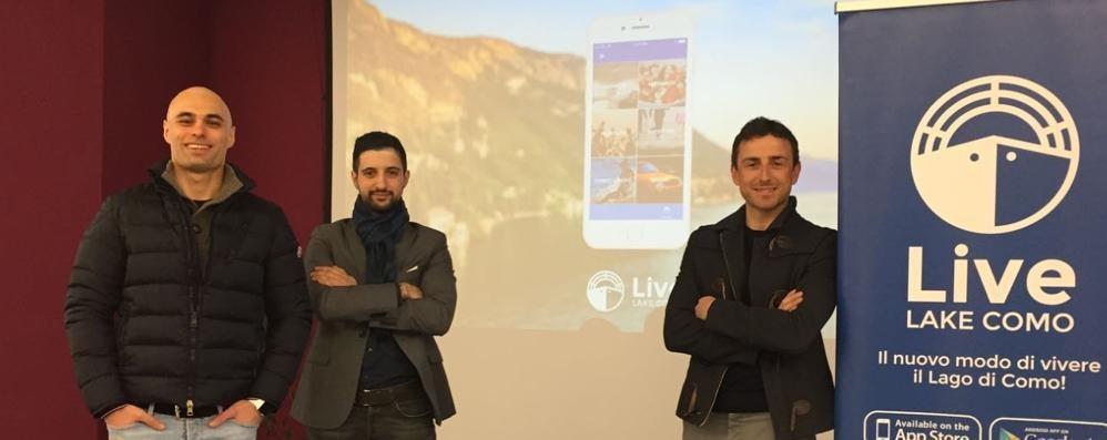 Tutto il turismo in una sola App  Il debutto di LiveLakeComo
