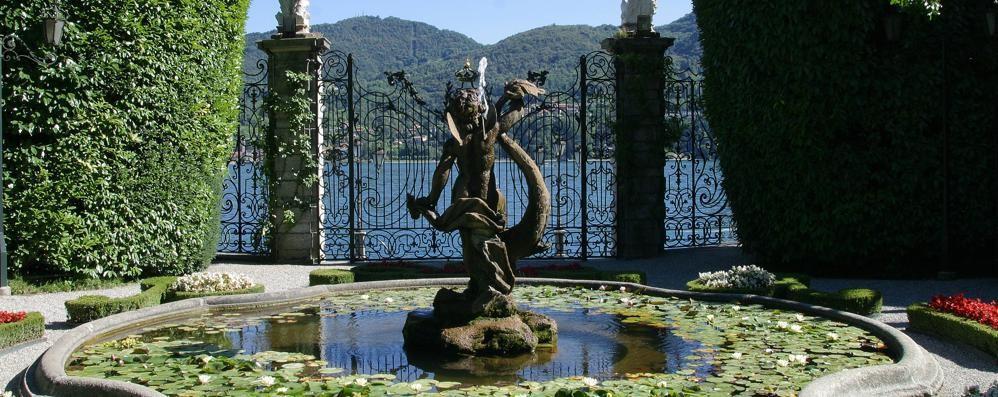 La lunga stagione di Villa Carlotta  «Visite a misura di famiglia»