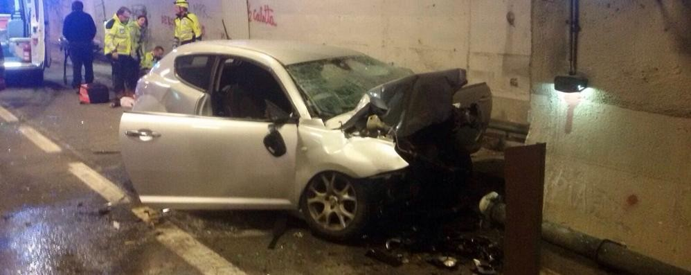 Domaso e Sorico piangono Omar  morto nell'incidente a Cremia
