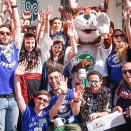 La sfida dell'Insubria per l'Open day  «Questa università crescerà ancora»