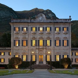 Il Grand Hotel Tremezzo riapre  E' Villa Sola Cabiati il nuovo gioiello