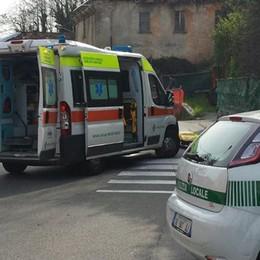 Alzate, morto il ciclista colto da malore