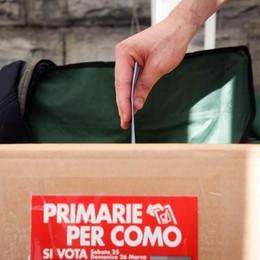 Pd, oggi sfida primarie  Como, obiettivo 10mila votanti