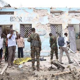 Bomba Mogadiscio rivendicata da Shabaab