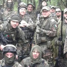Droga nei boschi:  la guerra è finta  ma i controlli veri