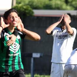 Calcio, playoff e playout sono nel vivo Rivincita a Luisago, brividi a Rovellasca
