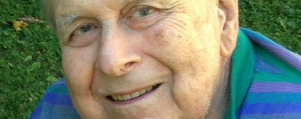 Lutto a Lomazzo: è morto   l'imprenditore Battista Somaini