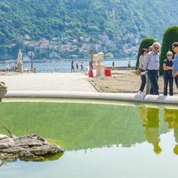 Villa Olmo, cantiere sold-out  Quanto piacciono le visite guidate