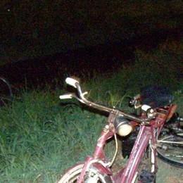 In bici contro un palo a Lurago d'Erba  Paura per un bambino di 5 anni