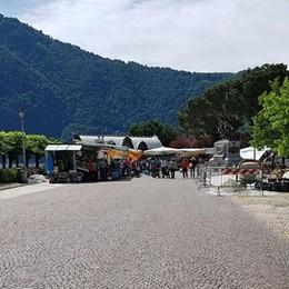Mercato a Cernobbio,   tornano i parcheggi in riva