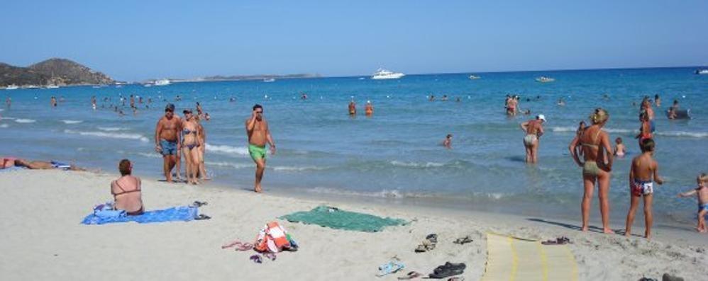 Castelmarte, malore fatale nel mare della Sardegna
