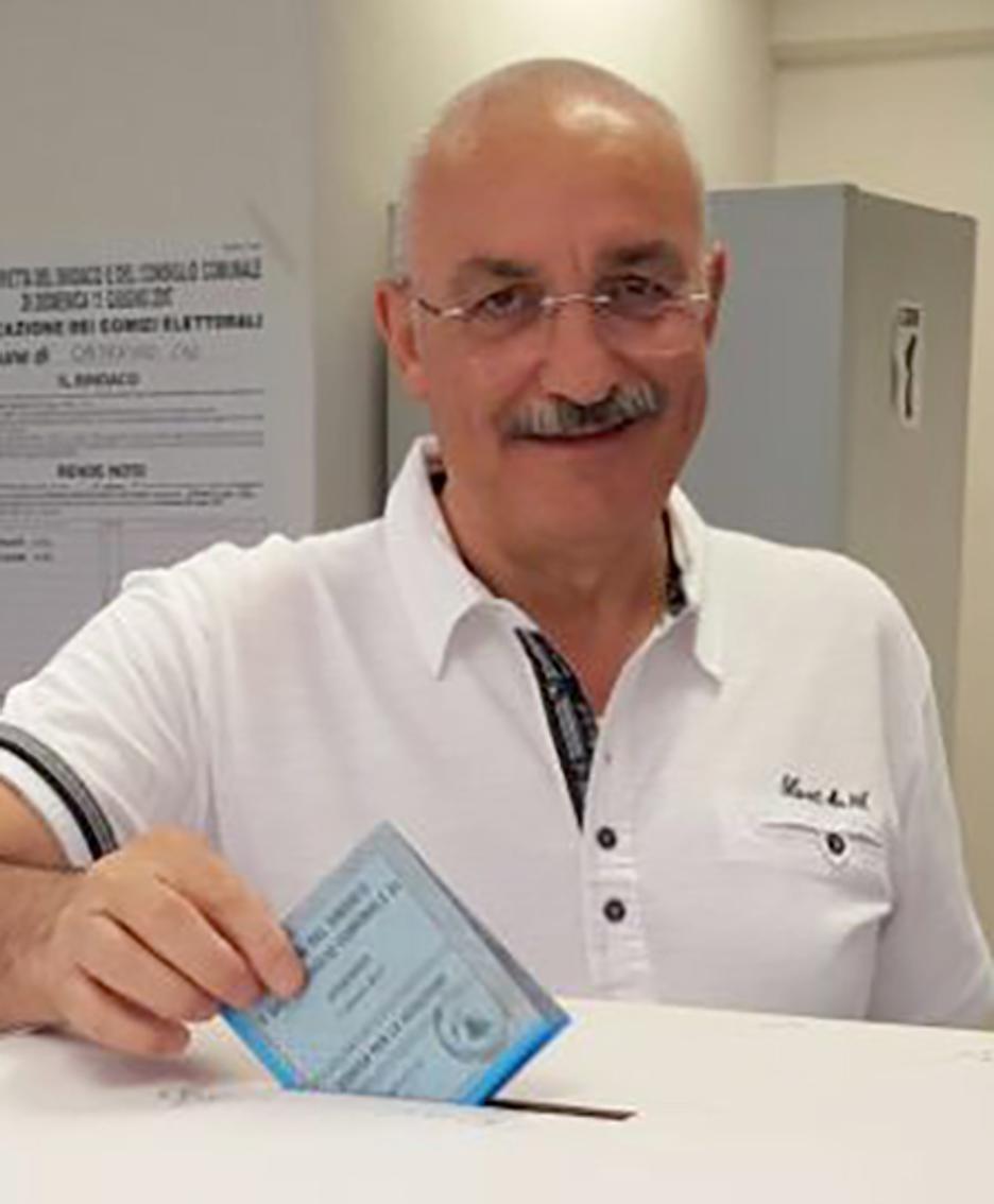Mario Chiavenna confermato sindaco di Orsenigo