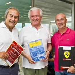 Festa dello Sport con sorpresa  Nuotatori sfideranno le Ferrari