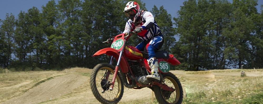 Moto Club Canzo, anche cross  Con Stupia due volte terzo