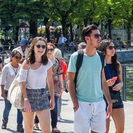 Turismo per i giovani: «Como più viva di sera, servono informazioni e wi-fi»