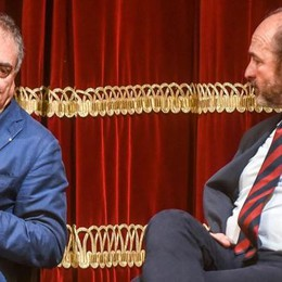 Il dibattito de La Provincia  I due candidati al Teatro Sociale
