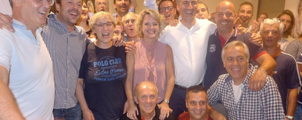 Erba, Airoldi sindaco per 34 voti  Un testa a testa con Ghislanzoni