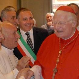 La Madonna dell'Albero ha 500 anni  Carimate accoglie il cardinale Scola